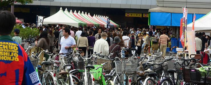 大阪市中央卸売市場 鰹節 丸与 マイドまつり 4.jpg