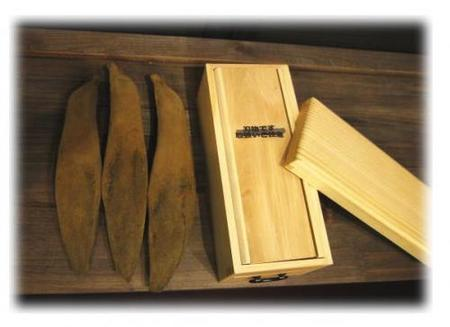 鰹枯れ本節・木製鰹節削り器セット